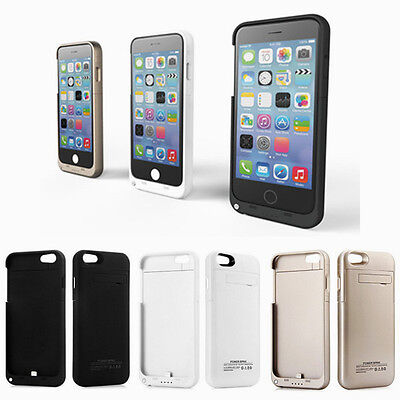 3200mAh iPhone 6 External Battery Backup Charging Bank Power Case Cover