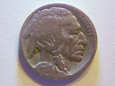Nice Older 1916-P G/VG Buffalo Nickel,  *Great early date coin in a collection*
