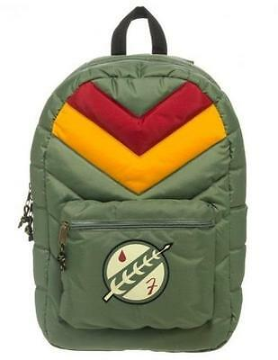 Star Wars Boba Fett Puff Backpack Bag