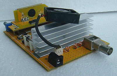 free shipping 1/7W Adjustable 76-108MHz PLL stereo Fm transmitter broadcast PCB