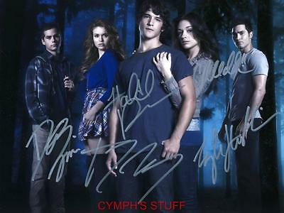 TEEN WOLF CAST SIGNED AUTOGRAPH REPRINT (3)