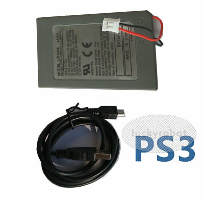 Hi-Cap Replacement Battery for Sony PlayStation PS3 Sixaxis DualShock 3