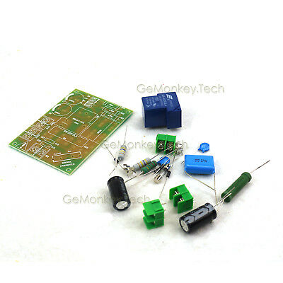 NEW DIY Kits Soft Starting Switch Power For Amplifier 110V Edition