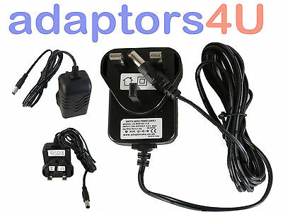 9V Mains AC Adaptor Power Supply Charger 4 Reebok REV-11101 Fusion Cross Trainer