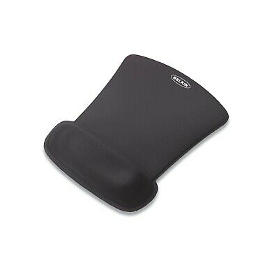 Belkin Mouse Pad Mousepad Waverest Gel Reduce Wrist Stress Durable Black F8E262
