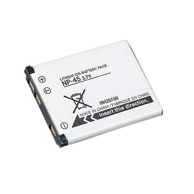 Replacement Battery Lithium Ion for Fuji Finepix XP30 Camera Models 1 pack