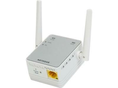 NETGEAR EX2700 N300 WiFi Range Extender Essentials Edition