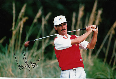 Corey Pavin Hand Signed Ryder Cup 12x8 Photo 1.