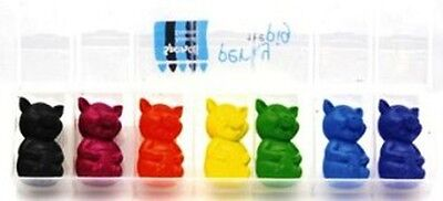 Spencil Animal Shaped Crayons-Perky the Pig