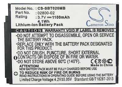 Battery For SUMMER SecureSight 02040,02044,Slim & Secure 02800,02804,02805