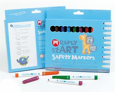 Micador early stART Safety Markers-Pack of 10