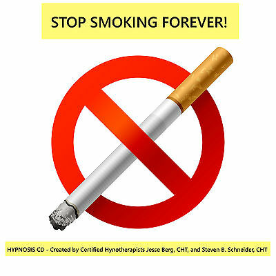 Stop Smoking Now-Using Self Hypnosos Disc-With Resell Rights