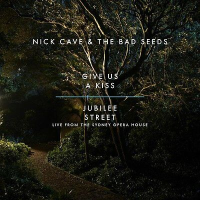 """Nick Cave & The Bad Seeds - Give Us A Kiss: Limited Edition 10"""" Single (2014)"""