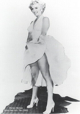 MARILYN MONROE 7YR ITCH BLOWING DRESS 2xRARE8x10 PHOTOS