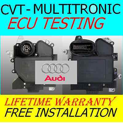 AUDI  A4 A6 A8 CVT GEARBOX TRANSMISSION CONTROL UNIT MULTITRONIC ECU  repair