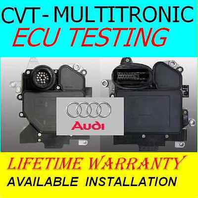 AUDI  A4 A6 A8 CVT MULTITRONIC ECU AUTO GEARBOX TRANSMISSION CONTROL UNIT REPAIR