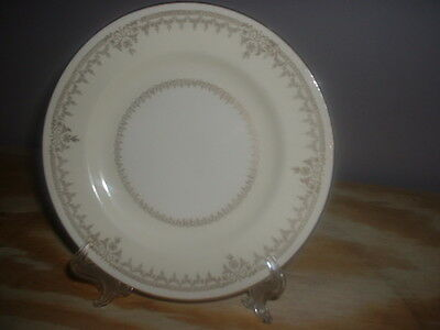 HOMER LAUGHLIN CRAFTSMAN SHAPPED 8 INCH PLATE