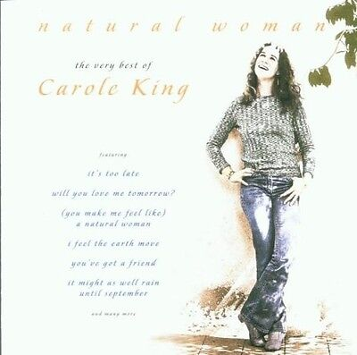 Carole King: Natural Woman:Very Best of Carole King