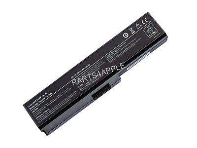 New Generic Laptop Battery TOSHIBA C650 PSC12C-00M00S 6 cell