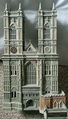 Department 56 dickens village Westminster Abbey