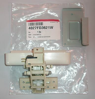 Lg Dishwasher Door Handle Catch Assy Ld-4050W Part 4027Fd3621W New Genuine