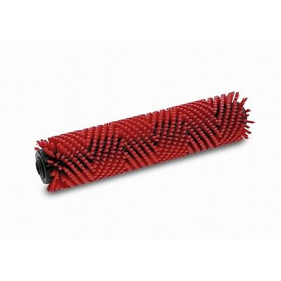 KARCHER Roller Brush Red Complete - Fits BR 40/10 C Adv, BR 40/25 C - 47620030.