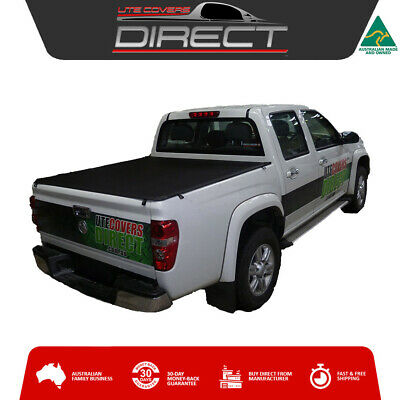 Ute Covers Direct: Holden Rodeo/Colorado RA-RC Dual Cab Clip On Tonneau