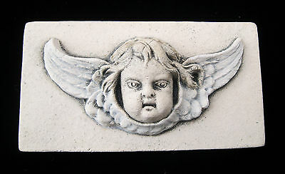 CHERUB  ANGEL  PUTTI   ARTS & CRAFTS   GOTHIC  ELLISON TILE