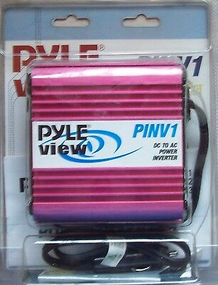 Pyle View Pinv1 Dc To Ac Power Inverter - New