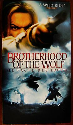 Brotherhood of the Wolf (VHS*2003) English version