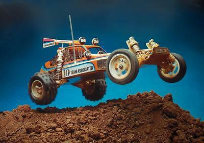 Associated RC10 Classic Gold Pan Kit 1984 Replica Limited Release