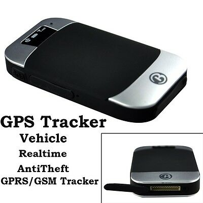 Mini Portable GPS 303A Tracker Google Map Linkage Real Time Online Tracking