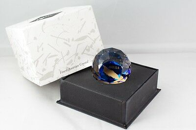 "Swarovski ""Crystal Colors"" Paperweight"