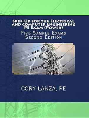 Spin-Up for the Electrical & Computer Engineering Pe Exam (Power) by Cory Lanza