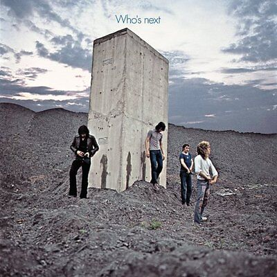 The Who - Who's Next: Remastered Cd Album