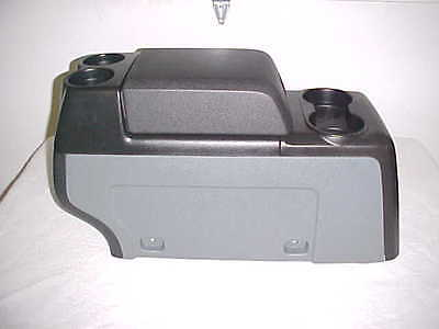 FORD F150 CENTER CONSOLE BLACK AND GRAY  OEM NEW! COST $1400.00! PERFECT!!!!