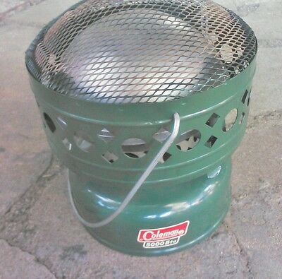 Vintage! (1966)Coleman Catalytic Heater Model 511A 5000 BTU Camping, Hunting