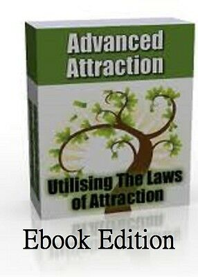 Learn how to attract others with law of attraction guide   (eBook-PDF file)
