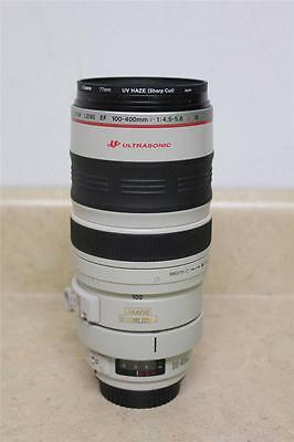 Canon EF 100-400 mm F/4.5-5.6 L IS Ultrasonic Lens *FREE SHIPPING*