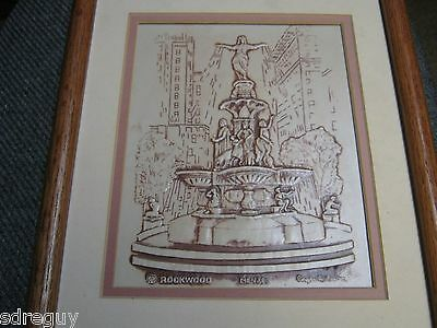 Rookwood Fountain Square Limited Edition