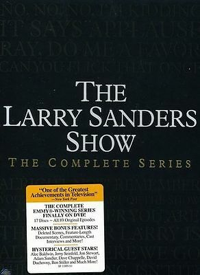 The Larry Sanders Show: The Complete Series (DVD, 2010, 17-Disc Set)