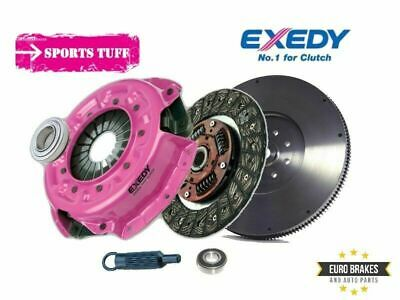 Holden Commodore Vt-Vy V6 Heavy Duty Exedy Clutch Kit Inc Flywheel Gmk-7353Smfhd