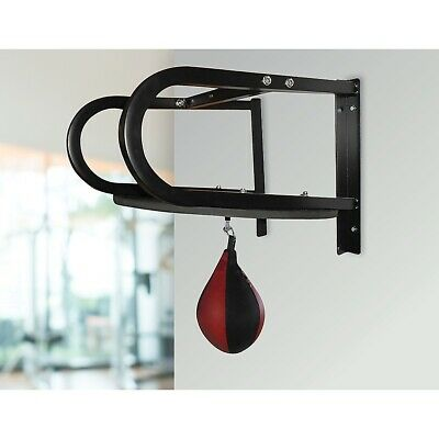 Speedball with Wall Frame Boxing Punching Bag Speed Ball