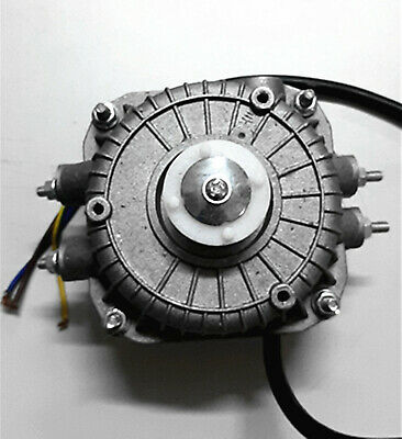 BULK SALES:3xHigh quality WEIGUANG 7Watt Condenser Fan Motor with ball bearing