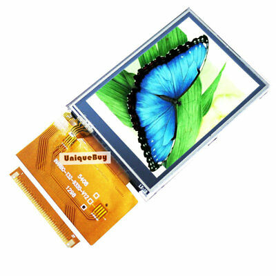 """3.2"""" TFT LCD Module Display + Touch Panel 240 x 320 Dots 37pins SSD1298Z"""