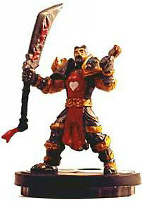 Wow Warcraft Miniatures Core Mini : Leeroy Jenkins