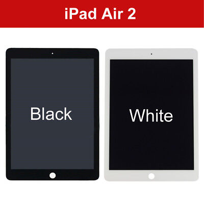 Touch Screen Glass Digitize Panel Replacement Fr Apple iPad 2 A1395 A1396 A1397