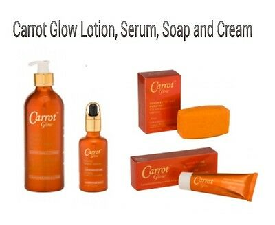 Carrot Glow Intense Toning Beauty Products