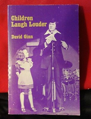 CHILDREN LAUGH LOUDER  by Ginn, David