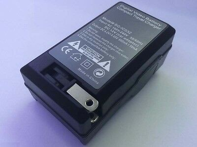 Charger fit Sony Cyber-shot DSC-H55/B DSC-HX5V/B DSC-HX7V Camera Battery NP-BG1